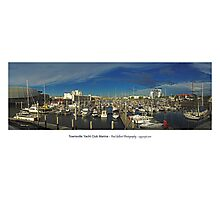 Townsville Yacht Club Marina Photographic Print