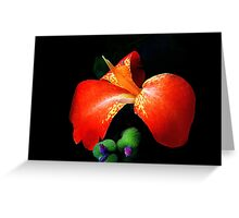 Yes I Canna! Greeting Card