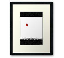 Dreaming In Japanese 6 Framed Print