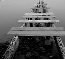 Cleveland Jetty by Samantha Pack
