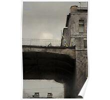 bridge. main street Poster