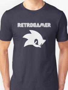 Retro gamer Sonic Shirt Unisex T-Shirt