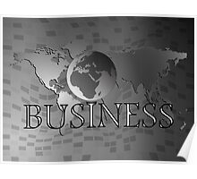 Business world Poster