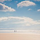 S-P-A-C-E, Saunton Sands, Devon by Zoë Power