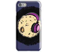The Moon song iPhone Case/Skin