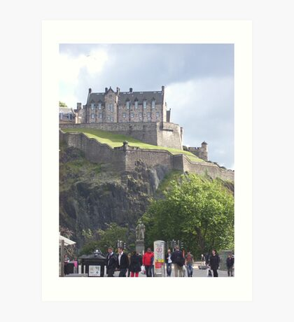 The Castle! - The David Gray Collection Art Print