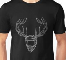 Mx Stag Head Unisex T-Shirt