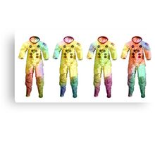 Neil Armstrong's Space Suit Canvas Print