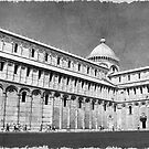 The Leaning Tower of Pisa by Sam  Jackson