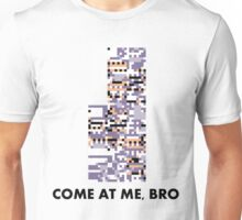 MissingNo - Come at me bro Unisex T-Shirt