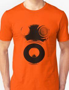 Bass Face Gas Mask Unisex T-Shirt