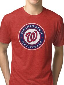 washington national Tri-blend T-Shirt
