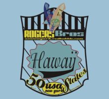 usa hawaii by rogers bros by usatshirts