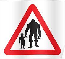 Warning #04 Poster
