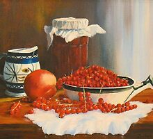 REDCURRANT JAM by Beatrice Cloake