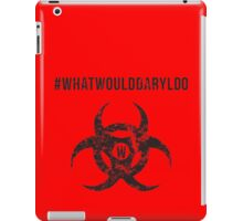 Walking Dead • What Would Daryl Do? iPad Case/Skin