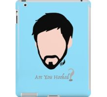 Are You Hooked? iPad Case/Skin