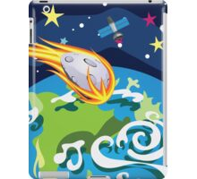 Earth Planet iPad Case/Skin