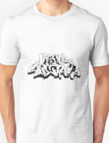 Hip Hop is a Culture oFF the WALL T-Shirt