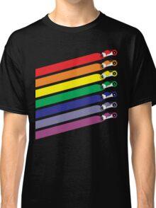 Race The Rainbow Classic T-Shirt
