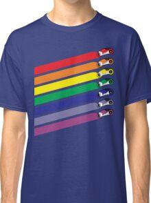 Race The Rainbow Classic T-Shirt