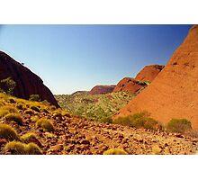 Las Olgas, Australia  Photographic Print