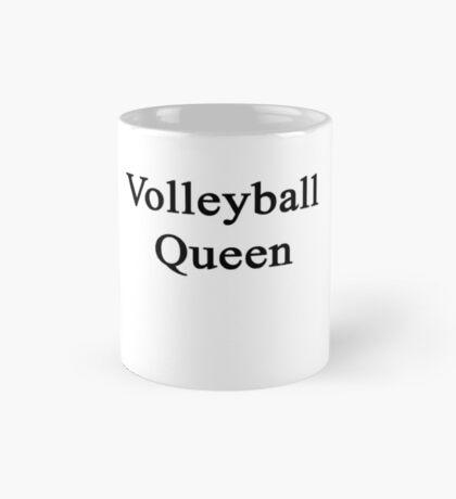 Volleyball Queen  Mug