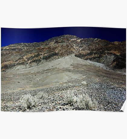 Death Valley Runoff Poster