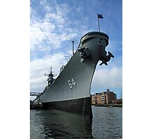 Anchors aweigh Photographic Print