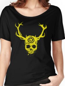 Yellow King Women's Relaxed Fit T-Shirt