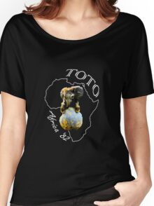 Toto - Africa Women's Relaxed Fit T-Shirt