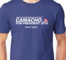 CAMACHO FOR PRESIDENT 2016 Unisex T-Shirt
