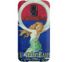 Leonetto Cappiello Affiche Pneu Baudou Samsung Galaxy Case/Skin