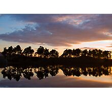 A Tranquil Evening Photographic Print