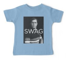 Will Ferrell Swagger Baby Tee