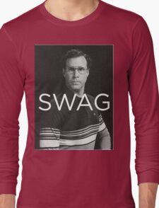 Will Ferrell Swagger Long Sleeve T-Shirt