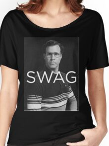 Will Ferrell Swagger Women's Relaxed Fit T-Shirt