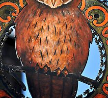 Owl Post by INTERACTION