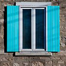 The Turquoise Window by Wanda Dumas