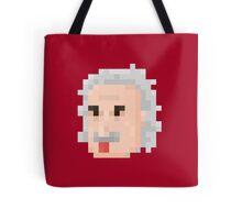 Albert Face Tote Bag