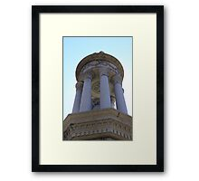 Stately Rememberance Framed Print