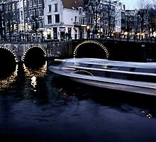 A Very Speedy Canal Ride by Valerie Rosen