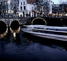 A Very Speedy Canal Ride by Valerie Rosen