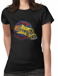 The Magic School Bus Womens Fitted T-Shirt