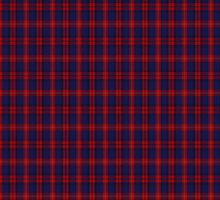 00685 Falkirk Football Club Tartan  by Detnecs2013