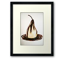 Pure and Simple.. Framed Print