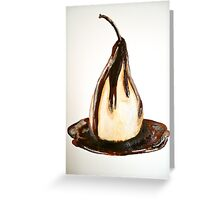 Pure and Simple.. Greeting Card
