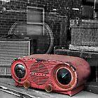 Red Radio by Jane Best