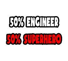 Half Engineer / Half Superhero by TKUP22