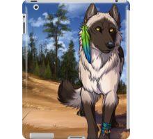 Pine Forest Wolf  iPad Case/Skin